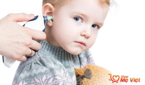 Tìm Hiểu Bệnh Viêm Tai Giữa Ở Trẻ