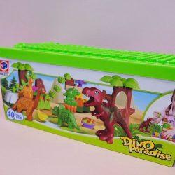 Đồ chơi lắp ghép Dino Paradise-Giành Cho Trẻ Từ 3-6 tuổi
