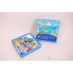 Đồ chơi Lắp ghép 6-in-a-box : Động vật biển ( Từ 2-4 tuổi)