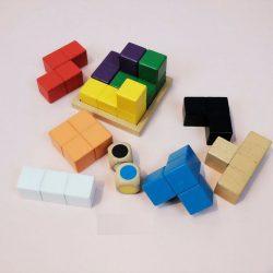 Đồ Chơi Lắp Ghép Hình Khối Brainstorm Cho Bé Từ 3-6 Tuổi
