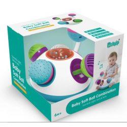 Đồ Chơi Giác Quan – Baby Soft Ball Combination