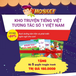 VMonkey-Kho Truyện Tương Tác Số 1 Việt Nam