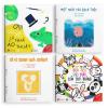 Sách Ehon Combo 4 Cuốn Điều Kì Diệu Của Màu Sắc