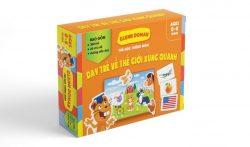 Thẻ Glenn Doman-Thế Giới Xung Quanh-300 Thẻ