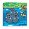 Sách Ehon Hà Mã Ham Ngủ – Dành Cho Trẻ Từ 0 – 6 Tuổi