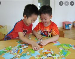 Bất Ngờ Với 9 Lợi Ích Của Trò Chơi Ghép Hình Đối Với Trẻ 0-6 Tuổi