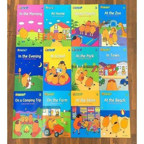 Potato pals Học Tiếng Anh Cho Bé 12 cuốn